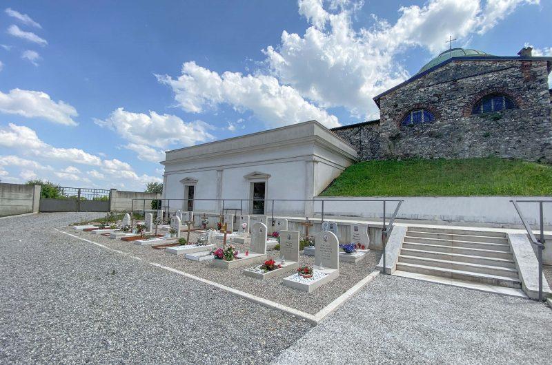 Ampliamento cimitero comunale - Desenzano del Garda