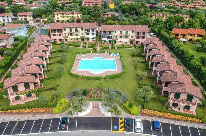 Iniziativa Gilioli Costruzioni - Realizzazione di complesso residenziale di 60 appartamenti - Polpenazze del Garda