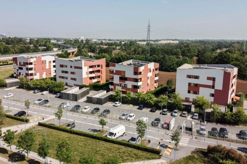Opere strutturali con opere di urbanizzazione per la realizzazione di 72 appartamenti - Brescia