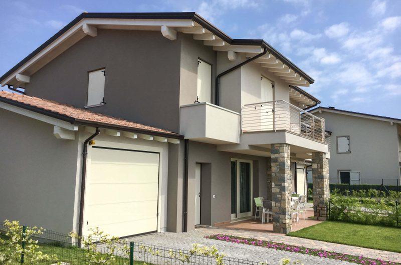 Iniziativa Gilioli Costruzioni - Costruzione di 4 ville bifamiliari - Padenghe sul Garda