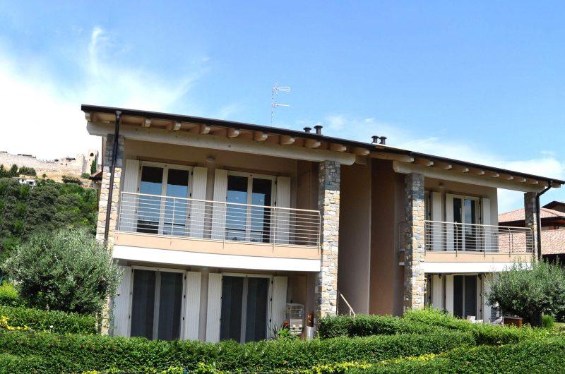 Iniziativa Gilioli Costruzioni - Realizzazione di palazzina quadrifamiliare - Padenghe sul Garda