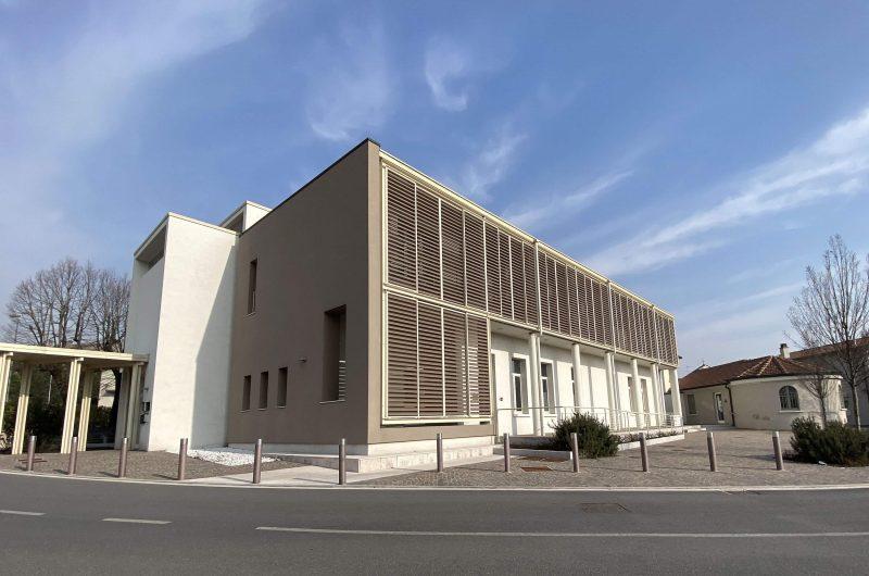 Realizzazione sede e area produttiva per azienda leader di kart - Lonato del Garda