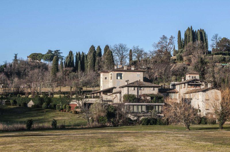 """Ristrutturazione con restauro conservativo """"Cascina Bagoda"""" - Desenzano del Garda"""