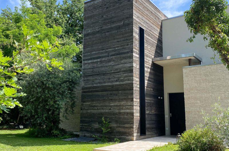 Costruzione di villa moderna - Lago di Garda