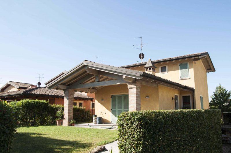 Iniziativa Gilioli Costruzioni - Realizzazione villa - Lonato del Garda